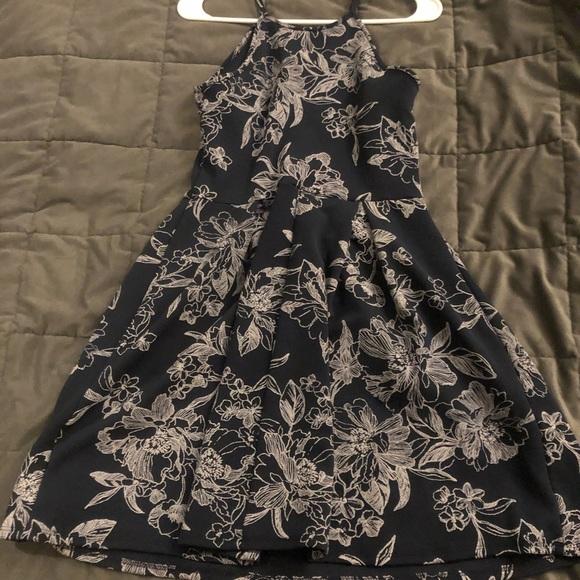 Soprano Dresses & Skirts - Adorable blue flowered dress